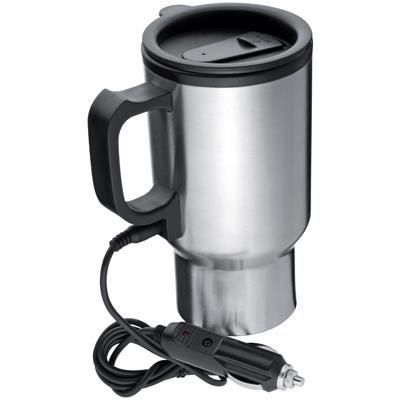 Picture of STAY HOT TRAVEL MUG in Silver