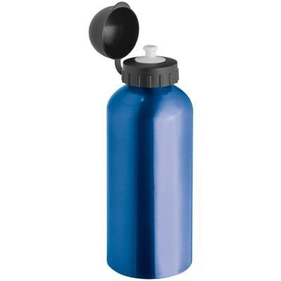 Picture of ALUMINIUM METAL DRINK BOTTLE in Blue