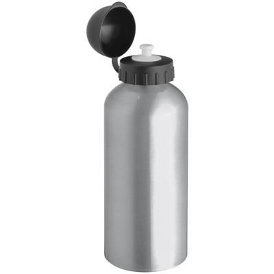 Picture of ALUMINIUM METAL DRINK BOTTLE in Grey