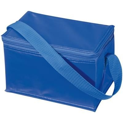 Picture of 6 CAN MINI COOL BAG in Blue