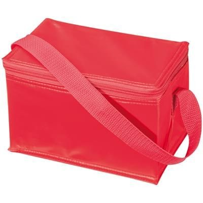 Picture of 6 CAN MINI COOL BAG in Red
