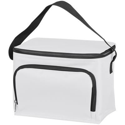 Picture of POLYESTER COOL BAG in White