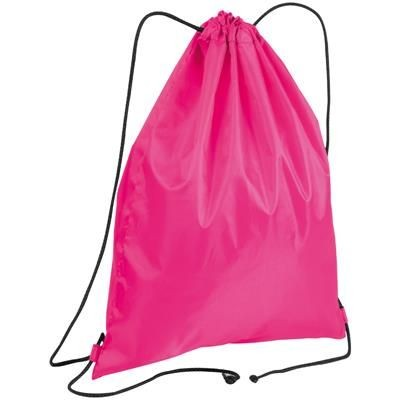 Picture of POLYESTER GYM DRAWSTRING BAG