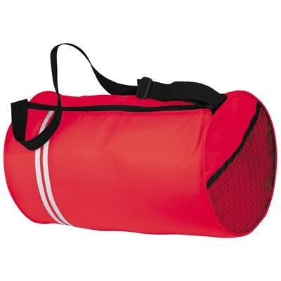 Picture of SPORTS BAG in Red