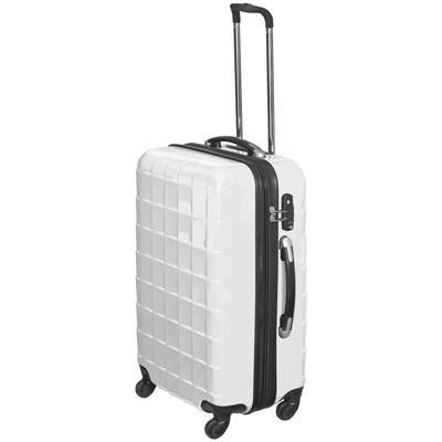 Picture of TROLLEY CASE in White