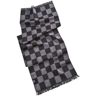 Picture of SCARF with Chess Pattern
