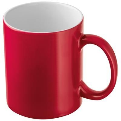 Picture of CLASSIC COFFEE MUG in Red