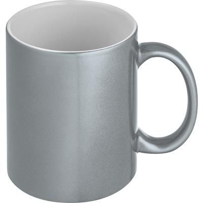 Picture of CLASSIC COFFEE MUG in Metallic Finish with 300ml Capacity