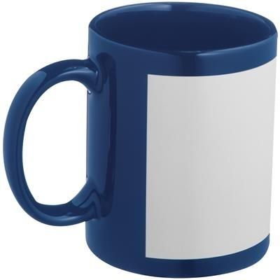 Picture of SUBLIMATION MUG in Blue