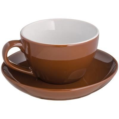 Picture of CAPPUCCINO CUP with Saucer