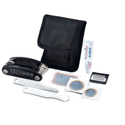 Picture of BICYCLE REPAIR KIT in Black