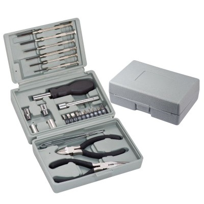 Picture of 25 PIECE TOOL CASE in Grey