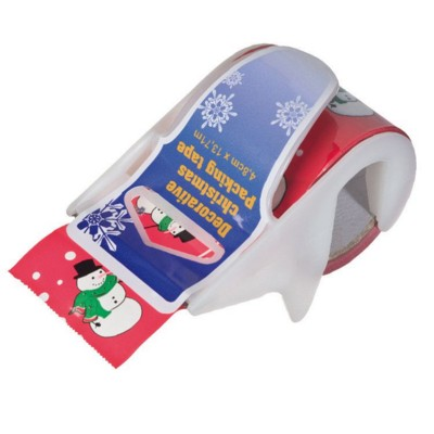 Picture of ADHESIVE RIBBON & DISPENSER in Red