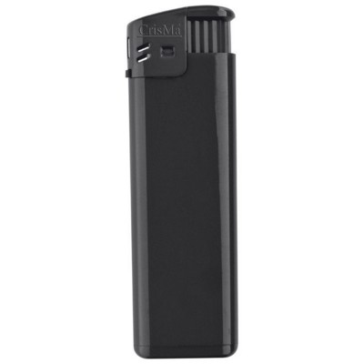Picture of ELECTRONIC REFILLABLE POCKET LIGHTER in Black