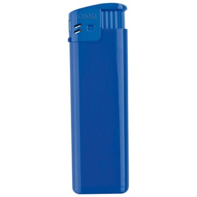 Picture of ELECTRONIC REFILLABLE POCKET LIGHTER in Blue