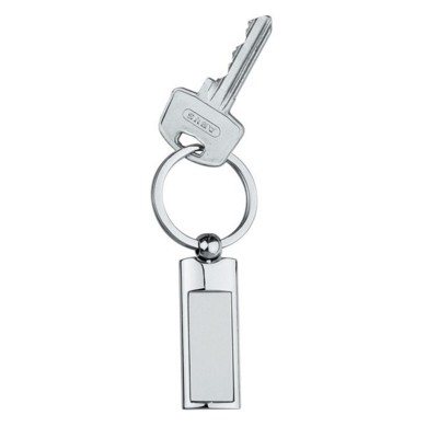 Picture of CLASSIC KEYRING in Silver