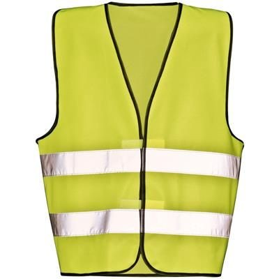 Picture of SAFETY JACKET with Reflecting Stripe