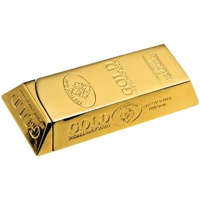Picture of GOLD BAR AUTOMATIC LIGHTER in Gold
