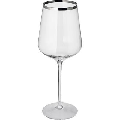 Picture of SET OF 6 CRYSTAL RED WINE GLASS