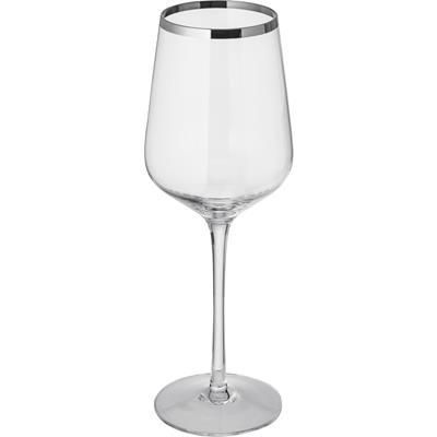 Picture of SET OF 6 CRYSTAL WHITE WINE GLASS