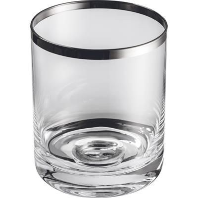 Picture of SET OF 6 CRYSTAL WHISKY GLASS