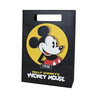 Picture of ADMIRAL LUXURY PAPER CARRIER BAG with Gloss Finish and Die Cut or rope Handles