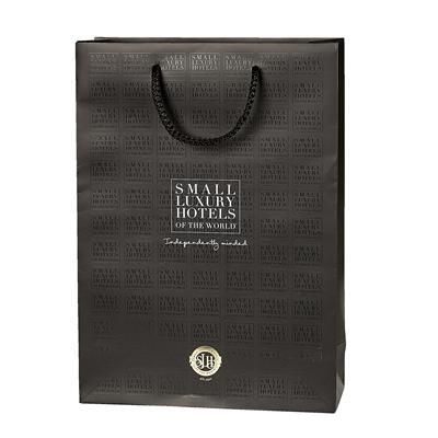 Picture of CLERMONT LAMINATED LUXURY HAND MADE PAPER CARRIER BAG