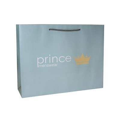 Picture of ENTERPRISE LUXURY PAPER CARRIER BAG with Matt Finish & Short Rope Handles