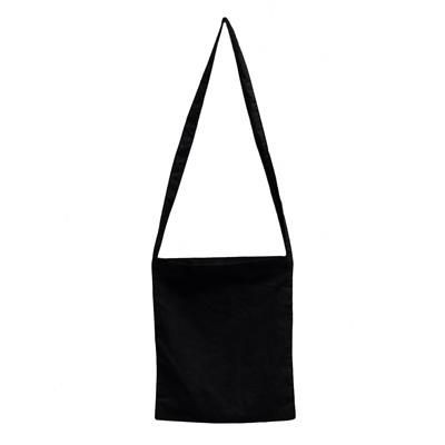 Picture of COTTON SLING BAG in Black
