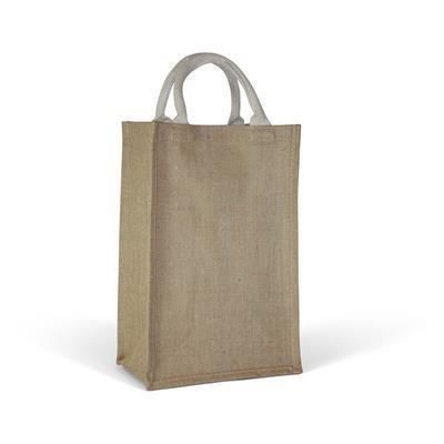 Picture of MARYPORT JUTE TOTE BAG with Short Soft Loop Handles