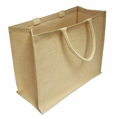 Picture of SAVANNAH JUTE BAG
