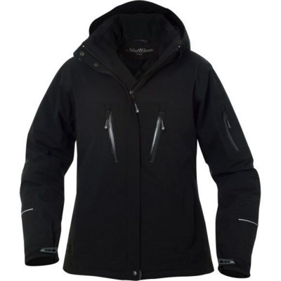 Picture of NEW WAVE SPARTA LADIES PADDED SOFTSHELL JACKET with Detachable Hood & Snow Lock