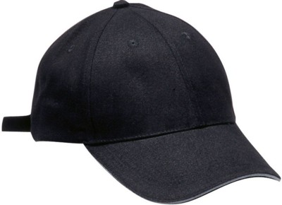 Picture of CLIQUE DAVIS 6 PANEL BASEBALL CAP with Contrast Colour Sandwich Piping