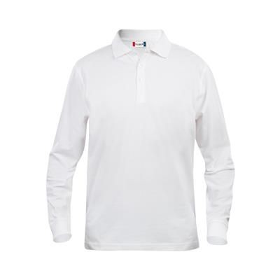 Picture of BASIC POLO LONG SLEEVE JUNIOR