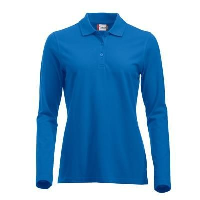 Picture of CLIQUE CLASSIC MARION LONG SLEEVE POLO SHIRT