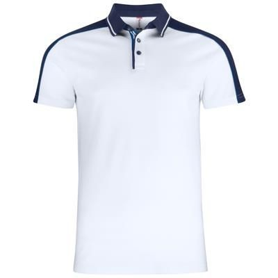 Picture of PITTSFORD MODERN MULTI COLOUR POLO