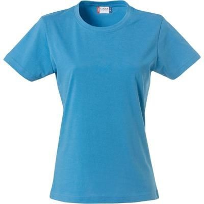 Picture of CLIQUE BASIC T LADIES BASIC TEE SHIRT
