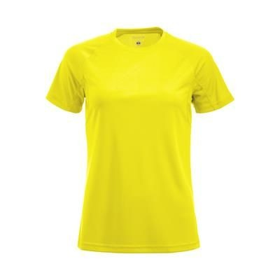 Picture of CLIQUE ACTIVE LADIES TEE SHIRT