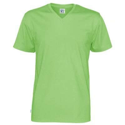 Picture of COTTOVER TEE SHIRT V-NECK MENS