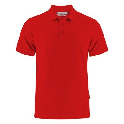 Picture of NEPTUNE REGULAR FIT MENS CLASSIC COTTON POLO with Side Slit