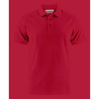 Picture of NEPTUNE MODERN FIT MENS CLASSIC COTTON POLO with Side Slit