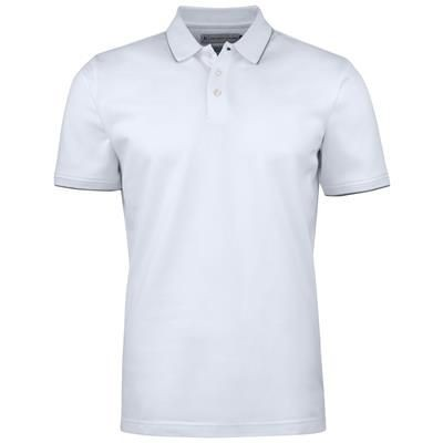 Picture of GREENVILLE REGULAR POLO SHIRT with Classic White Stripe at Collar & Sleeve
