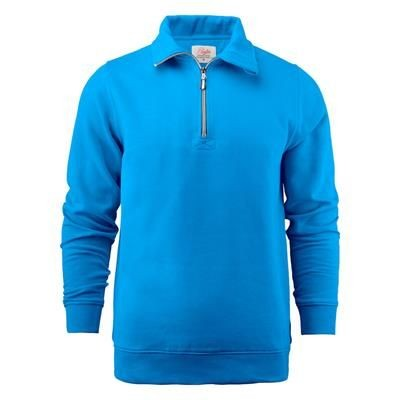 Picture of PRINTER ROUNDERS RSX-1-2 ZIP SWEATSHIRT with Brushed Inside