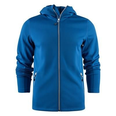 Picture of LAYBACK AIR LAYER HOOD JACKET in Stretch Fabric