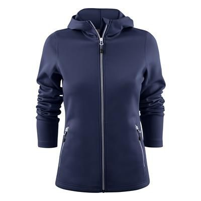 Picture of LAYBACK LADIES AIR LAYER HOOD JACKET in Stretch Fabric