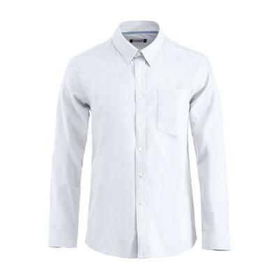 Picture of CLIQUE NEW OXFORD LONG SLEEVE SHIRT