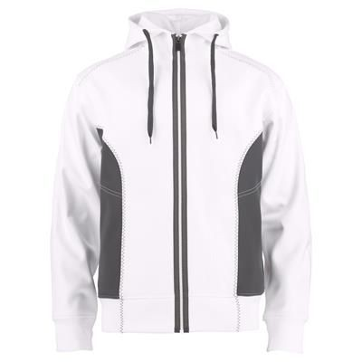 Picture of HOODED HOODY SWEATSHIRT with Zipper