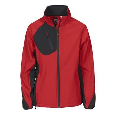 Picture of SOFTSHELL LADIES JACKET