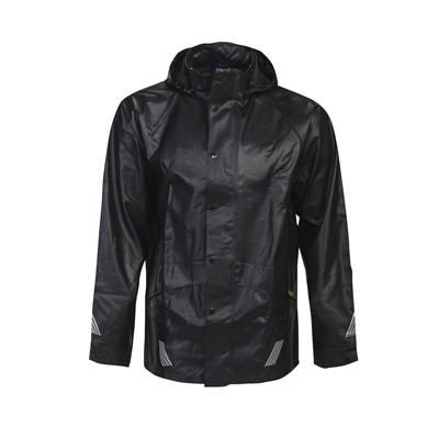 Picture of RAIN JACKET in Black