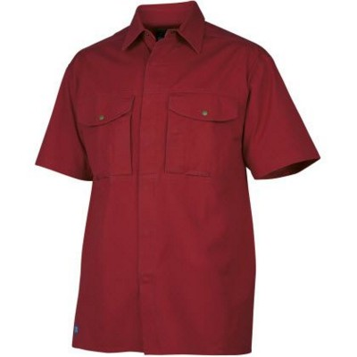 Picture of SHORT SLEEVE FUNCTIONAL SHIRT WITHOUT SIDE SEAMS